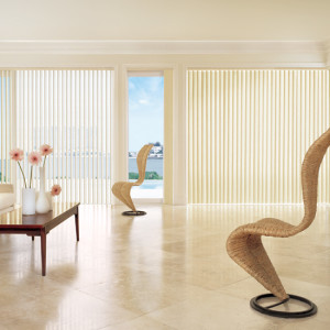 blinds for large windows fabric vertical blinds are the traditional choice for sliding doors and large windows available in wide variety of styles materials vertical blinds mcshade window coverings